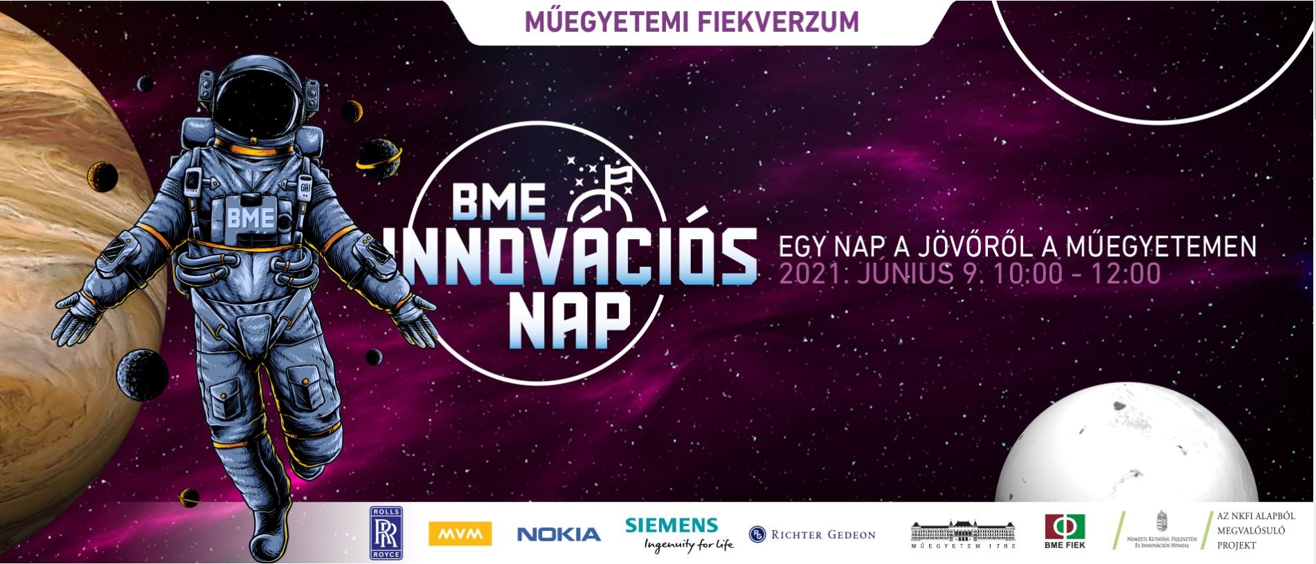 BME innovációs nap
